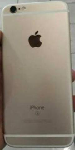 Iphone 6S plus 64 GB dourado entrego em ksa - Foto 2