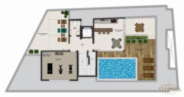 Apartamento à venda com 2 dormitórios em Jurerê, Florianópolis cod:9402 - Foto 6