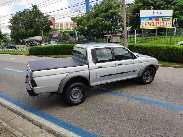 Mitsubishi l200 outdoor 2.5 diesel turbo intercooler 2009 - Foto 3