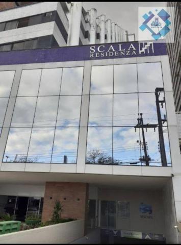 Apartamento com 1 dormitório à venda, 44 m² por R$ 270.000,00 - Mucuripe - Fortaleza/CE - Foto 2