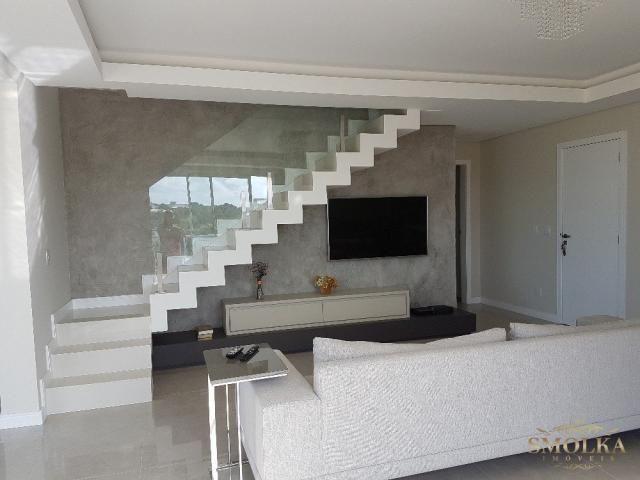 Apartamento à venda com 4 dormitórios em Ingleses do rio vermelho, Florianópolis cod:8260 - Foto 12