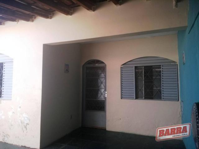 Qs 12 casa com 3 dormitórios à venda, 105 m² por r$ 350.000 - riacho fundo - riacho fundo/ - Foto 2