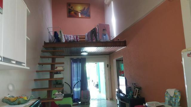 Excelente Casa 3 Qtos, Suite, Pé direito Alto, B. Residencial Oeste - Aceito Troca - Foto 5