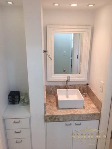 Apartamento à venda com 3 dormitórios em Jurerê, Florianópolis cod:9635 - Foto 10