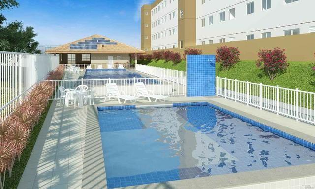 UED-35 - Apartamento 2 quartos perto do centro da serra - Foto 4