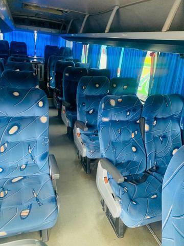 Micro ônibus top- pego 10 mil na mão para vender logo - Foto 4