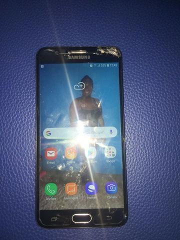 Vendo ou troco j7 prime por outro celular mais volta pra mim - Foto 3