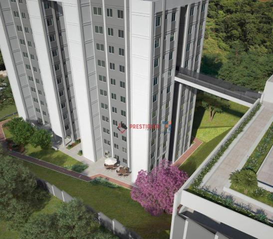 Apartamento com 2 quarto à venda, 48 m² por r$ 209.900 - palmeiras - belo horizonte/mg - Foto 18