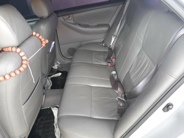 Corolla 1.8 2008 Automático - Foto 8