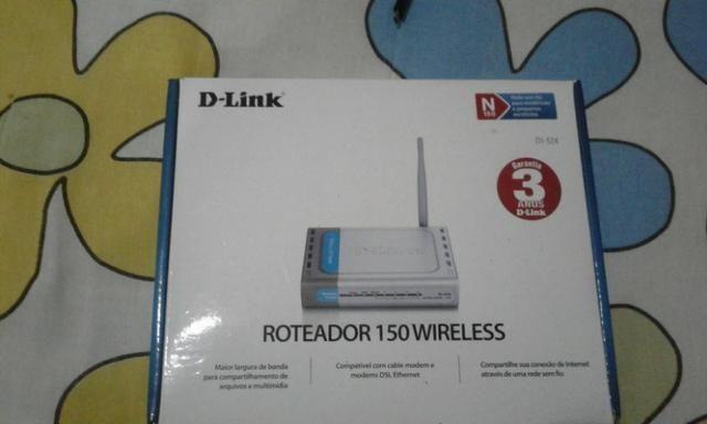 Roteador D-link Wireless DI-524 - Foto 4