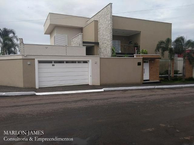 Casa alto padrão no centro da cidade de Inhumas-Go para vender! Nova! (casa de novela) - Foto 4