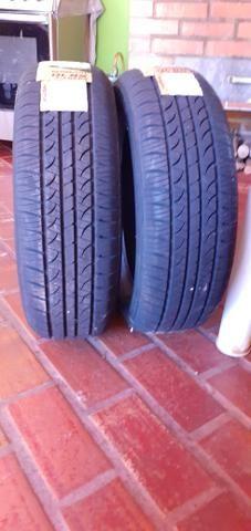 Vendo 2 pneus aro 15 zerado , 350 os 2 - Foto 2