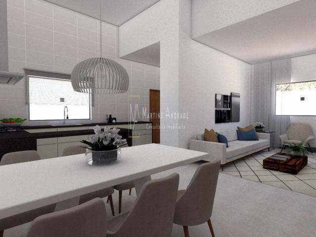 Casa à venda com 3 dormitórios em Setor habitacional vicente pires, Brasília cod:SHVP62.1 - Foto 6