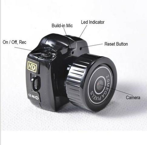 Mini camera espia - Foto 2
