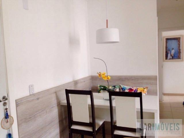 Apartamento 02 quartos em Colina de Laranjeiras - Armários em todos os ambientes! - Foto 11