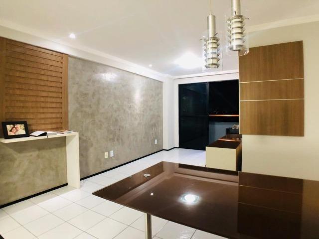 Apartamento no Bairro Damas com 67m, 3 quartos e todo projetado - Foto 2