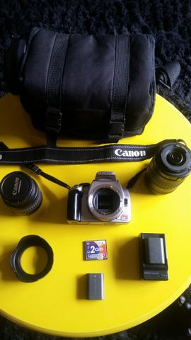 Câmera Canon Digital Rebel XT