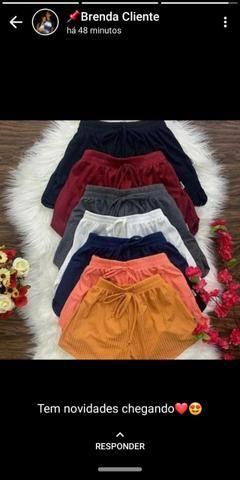 Promoção blusinhas e short não perca tempo chama no ZAP * - Foto 5