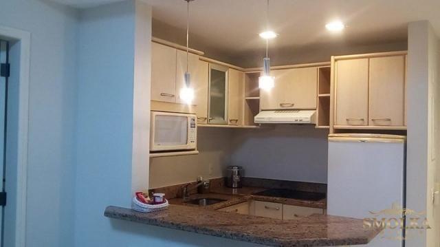 Studio à venda com 1 dormitórios em Jurerê, Florianópolis cod:9621 - Foto 2