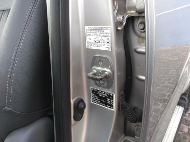 Hilux SRV 3.0 Turbo Diesel 2008 Extra! - Foto 16