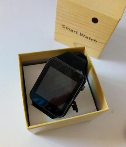 Relógio smartwatch função celular - Foto 2