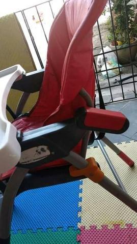 Cadeira de alimentação Chicco - Foto 2