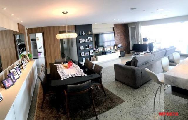 Apartamento com 3 suítes à venda, 218 m² por r$ 1.500.000 - meireles - fortaleza/ce - Foto 6