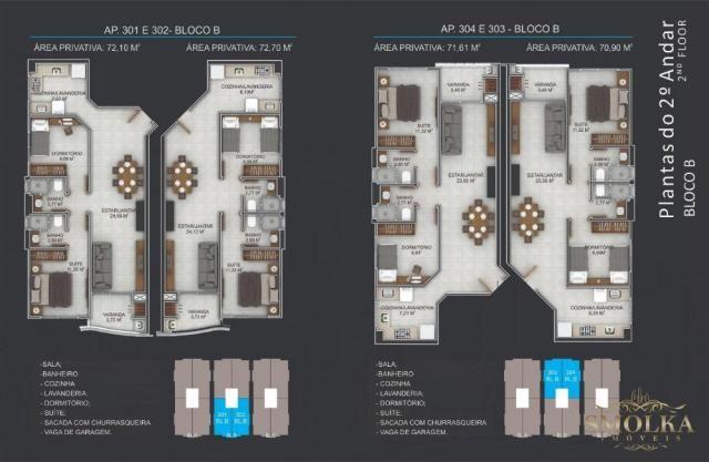 Apartamento à venda com 1 dormitórios em Ingleses, Florianópolis cod:9701 - Foto 15