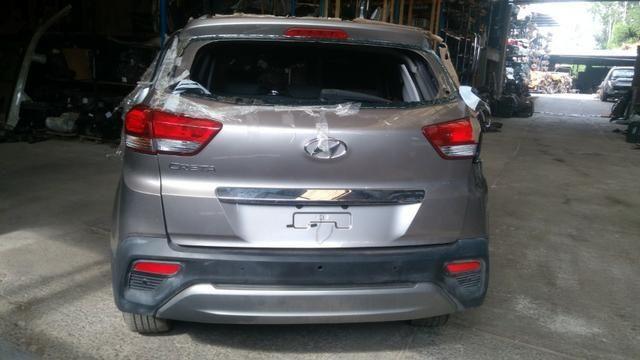 Sucata Hyundai Creta 2017 Flex 130Cvs - Foto 4