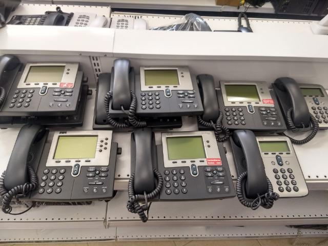 Telefone Cisco ip phone 7942 - Foto 2