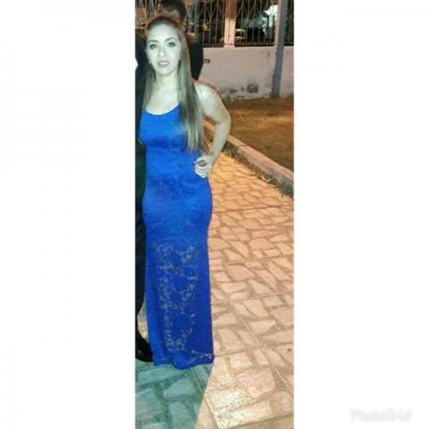 Vestidos de festa azul royal preco