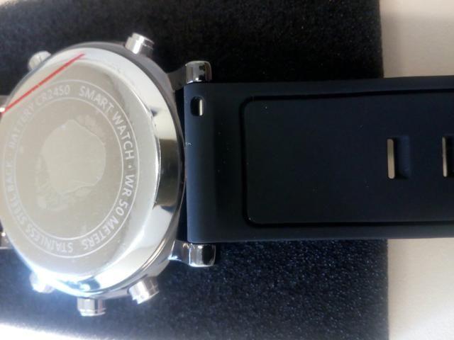 Relógio marca Lemfo modelo LF23 muito barato. Vem na caixa e com manual a5772917e5