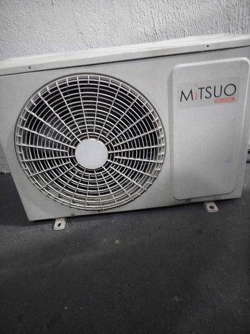 Exaustor para ar condicionado 18.000BTUS