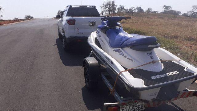 Jet ski Sea doo GTI 2004