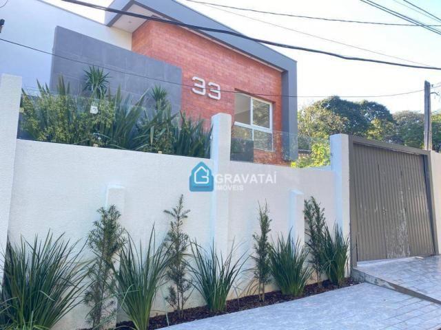 Casa com 3 dormitórios à venda, 190 m² por R$ 850.000 - Centro - Gravataí/RS - Foto 4