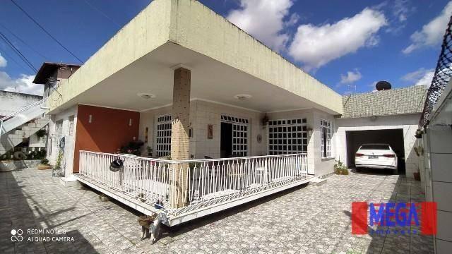 Casa com 6 dormitórios à venda, 267 m² por R$ 1.200.000,00 - Parquelândia - Fortaleza/CE - Foto 5
