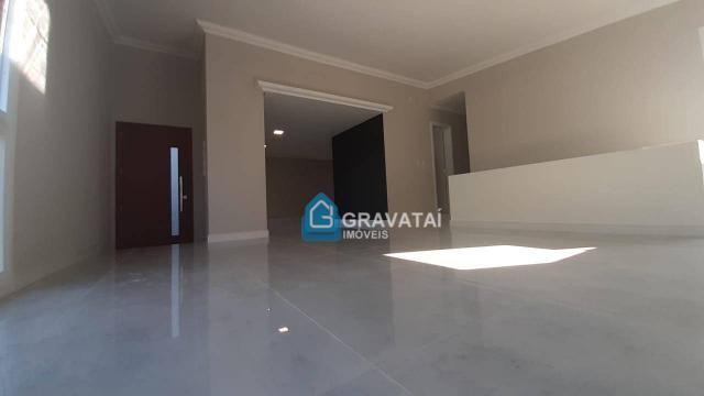 Casa com 3 dormitórios à venda, 190 m² por R$ 850.000 - Centro - Gravataí/RS - Foto 2