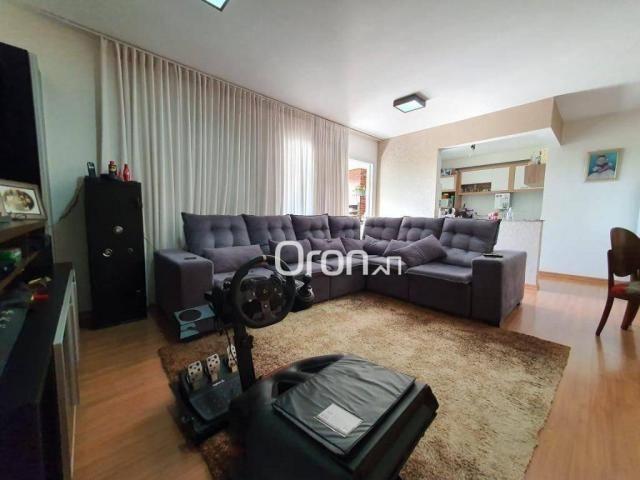 Apartamento com 3 dormitórios à venda, 106 m² por R$ 470.000,00 - Setor Goiânia 2 - Goiâni - Foto 5
