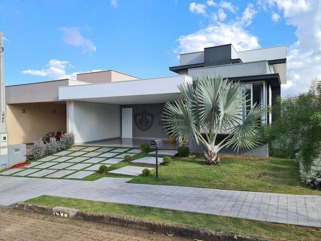 Casa de condomínio à venda com 3 dormitórios em Condomínio buona vita, Araraquara cod:A230 - Foto 2