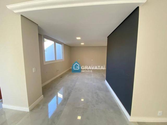 Casa com 3 dormitórios à venda, 190 m² por R$ 850.000 - Centro - Gravataí/RS - Foto 11