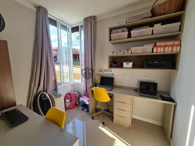 Casa de condomínio à venda com 3 dormitórios em Condomínio buona vita, Araraquara cod:A230 - Foto 7