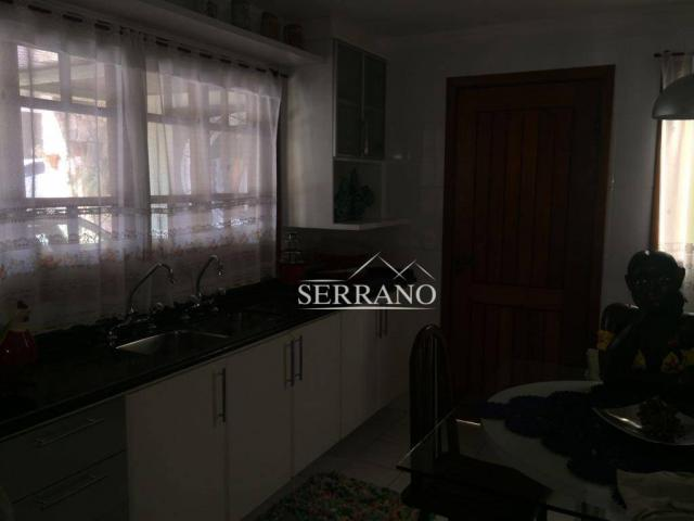 Casa com 4 dormitórios à venda, 390 m² por R$ 1.700.000,00 - Condomínio Villagio Capriccio - Foto 4