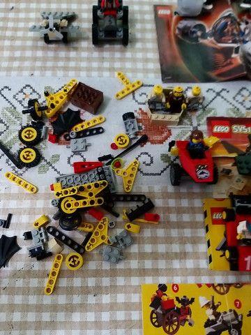 Lego com diversas peças Barbada - Foto 4