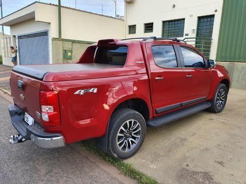 S10 vermelha em excelente estado  - Foto 2