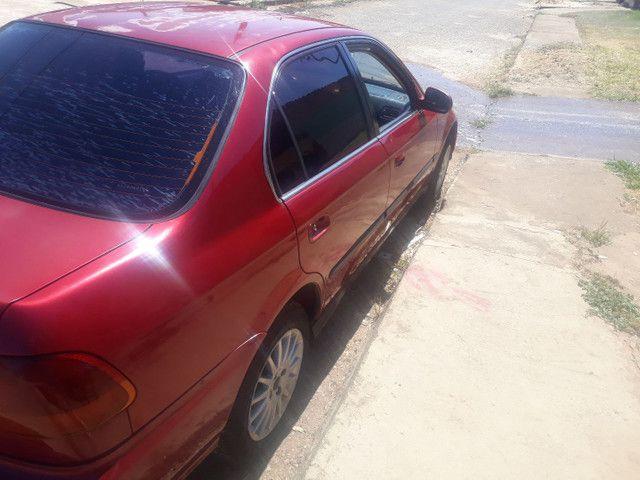 Civic LX 1998  - Foto 4