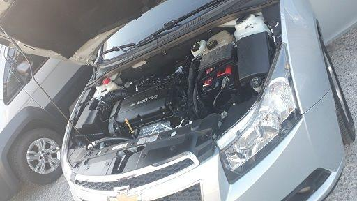 CRUZE 2011/2012 1.8 LT 16V FLEX 4P MANUAL - Foto 6