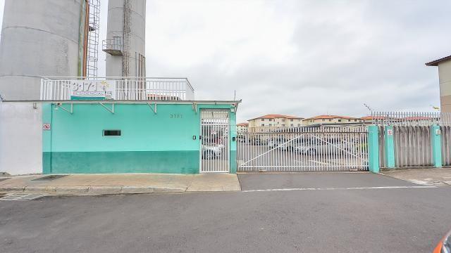 Apartamento à venda com 2 dormitórios em Sítio cercado, Curitiba cod:925353