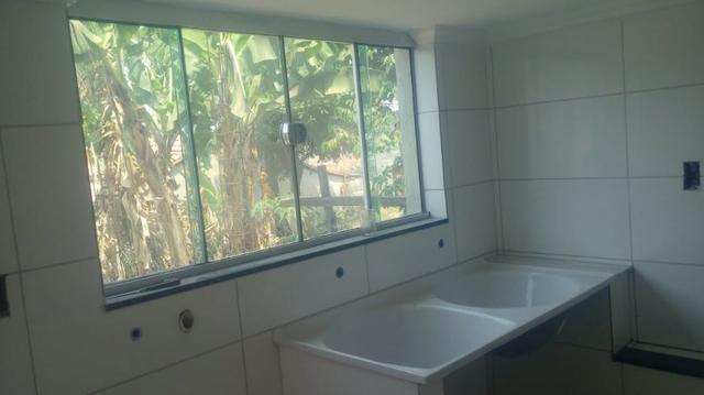 Casa toda acabada,casa laje+Telhado+Porão,ótimo local B.Duque Caxias-Betim- R$ 220 Mil - Foto 6