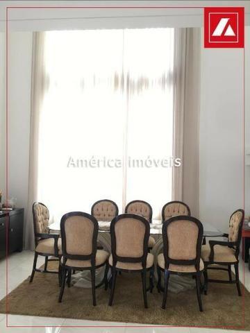 Lindo Sobrado Cond. Alphaville, 313 m² de Área Construída - Foto 3
