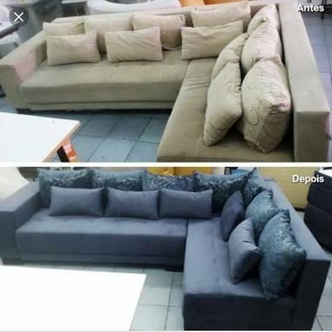 Sofa e Cortinas - Foto 5